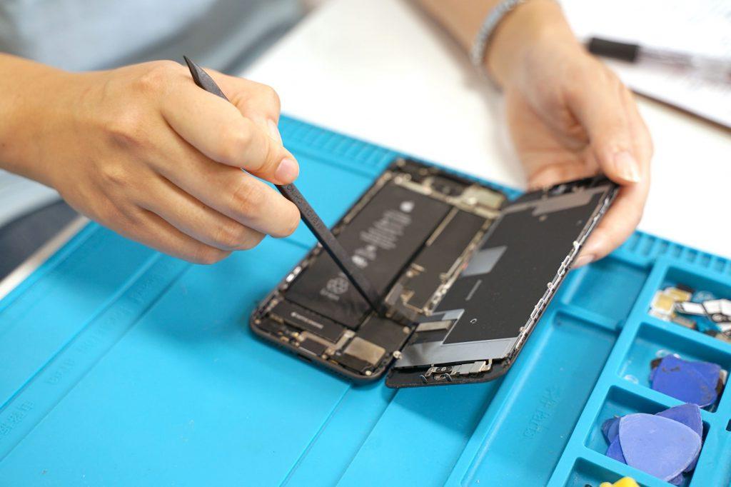 iPhone修理海老名