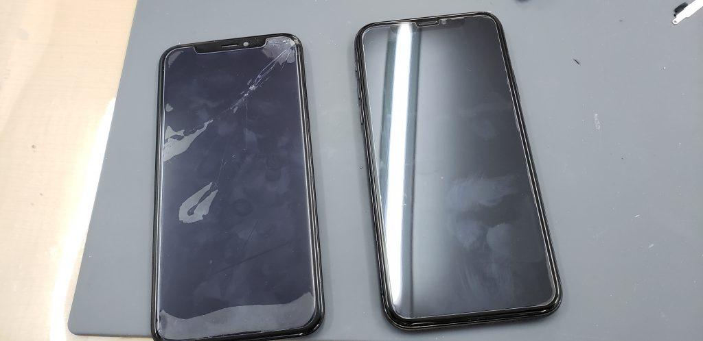 iPhoneX画面修理.iPhoneX液晶修理,iPhone画面修理,iPhoneXガラス修理
